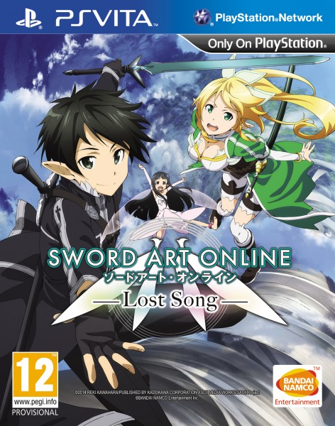 Sword Art Online Lost Song Vita PAL