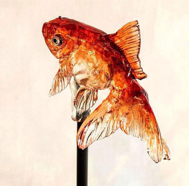 amezaiku-hyper-realistic-animal-lollipops-shinri-tezuka-japan-1