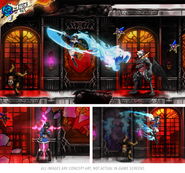 LC Loves: Bloodstained: Ritual of the Night Is Not Just a