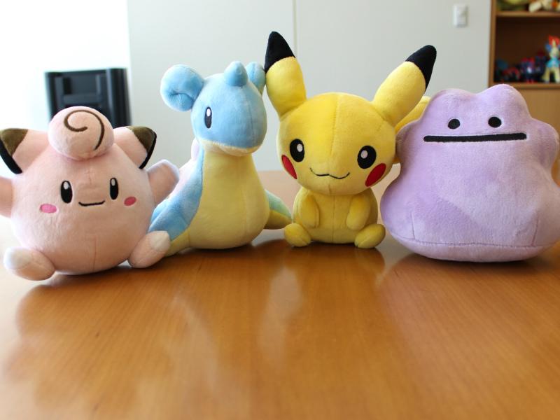 pokemon en venta - Peluches eBay