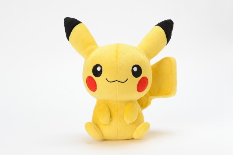 Decora tu base secreta con estos peluches reales de Pokémon Wailmer Pokemon