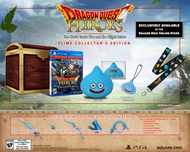 Dragon Quest Heroes Collectors Edition