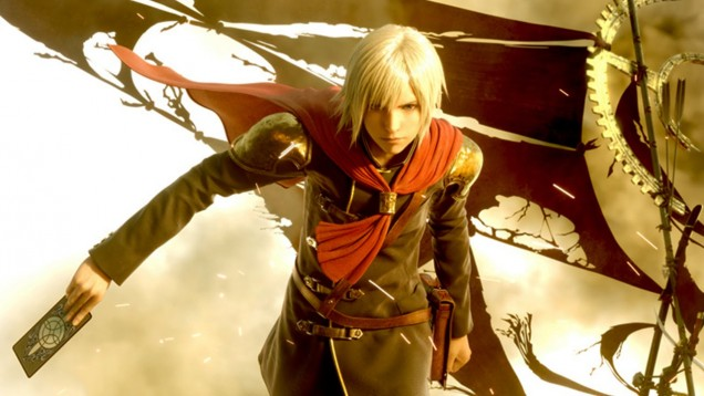 Final Fantasy Type 0 HD PC Steam