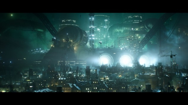 Final Fantasy VII remake E3 2015 02