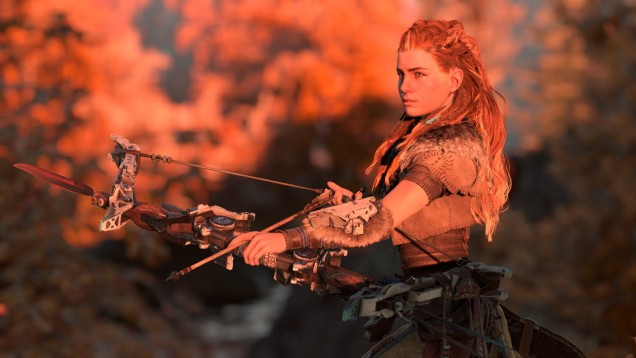 Horizon Zero Dawn E3 2015 03