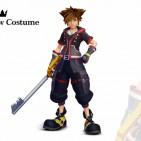 Traje de Sora en Kingdom Hearts III