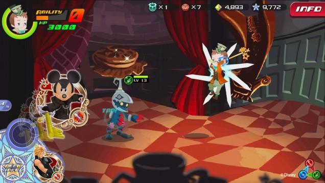 Kingdom Hearts Unchained X E3 2015 (3)