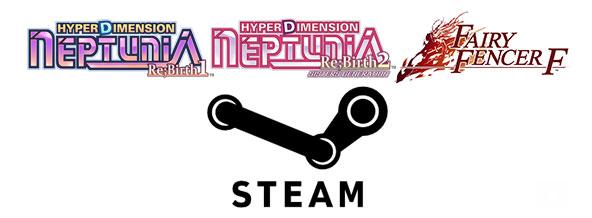 Neptunia-Fairy-Fencer-Steam