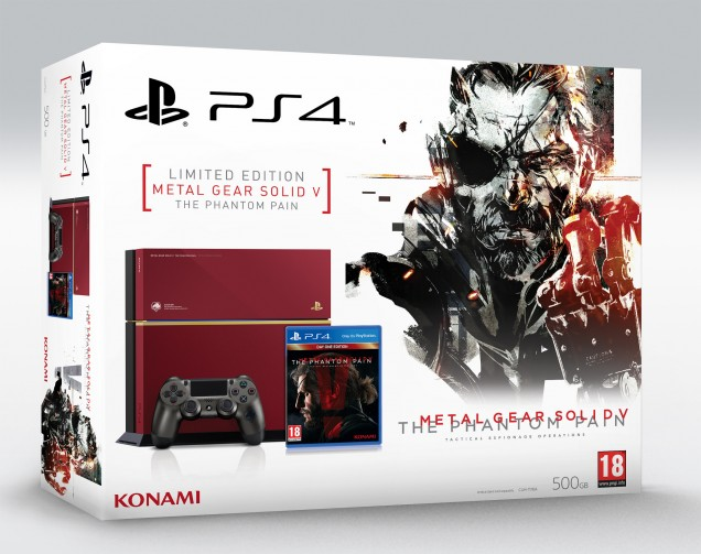 PS4 Metal Gear Solid V Europa 02