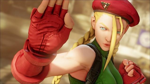 Street Fighter V E3 2015 09