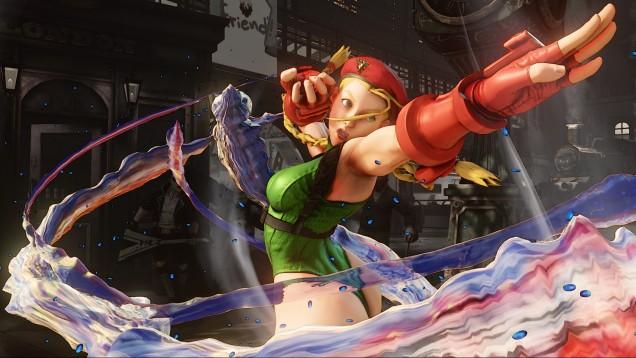 Street Fighter V E3 2015 14