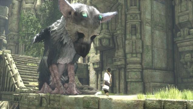 The Last Guardian E3 2015 06