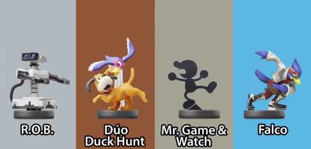 rob-duck-hunt-game-watch-falco-amiibo