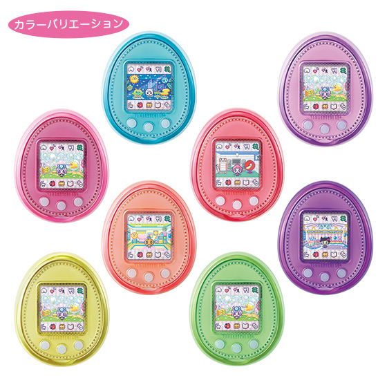 tamagotchi 4u plus 00