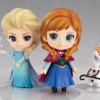 Nendoroid de Anna, Elsa y Olaf, Frozen
