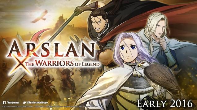Arslan. The Warriors of Legend