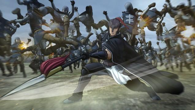 Arslan. The Warriors of Legend PS3