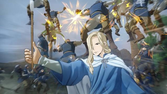Arslan. The Warriors of Legend Xbox One