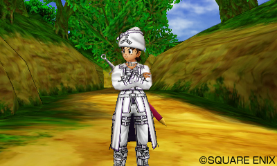 Dragon Quest VIII ropa