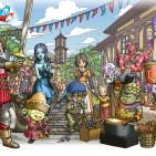 Dragon Quest X anunciado para PS4 y NX