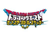 Dragon Quest monster Battle Scanner logo mini