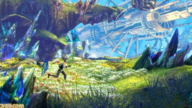 Gameplay de Exist Archive