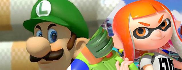 Juegos de Nintendo más vendidos en Wii U y 3DS