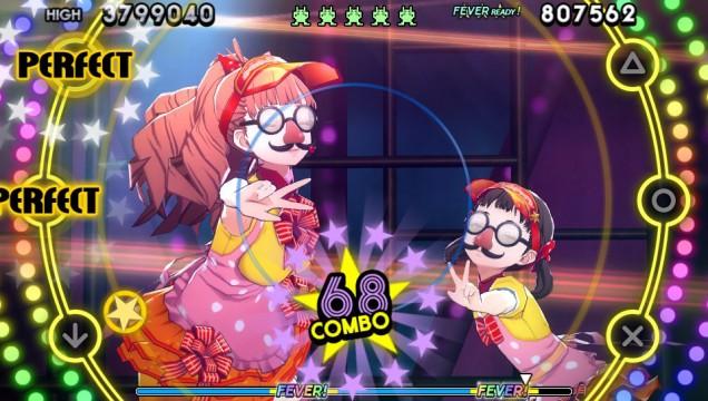 Kanami Mashita Persona 4 Dancing All night