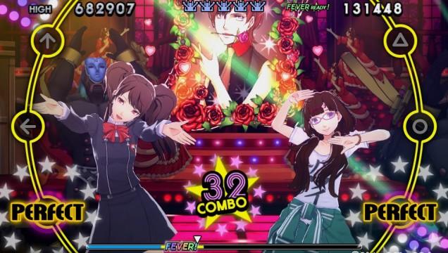 Kanami Mashita Persona 4 Dancing All night 2