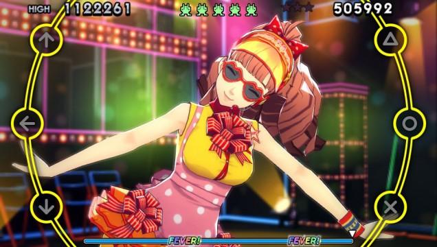 Kanami Mashita Persona 4 Dancing All night 4