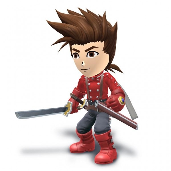 Lloyd Super Smash Bros