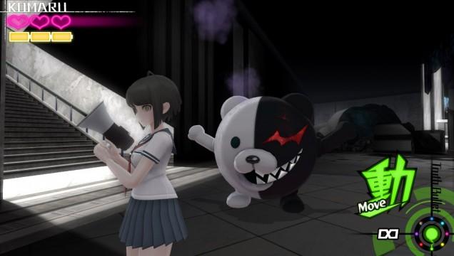 Monokuma DanganRonpa Another Episode (1)