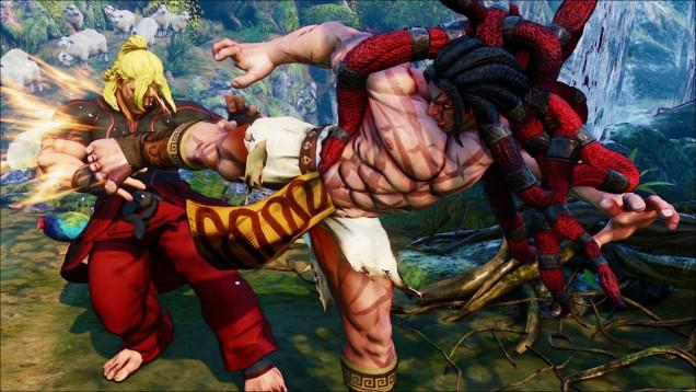 Necalii Street Fighter V 2