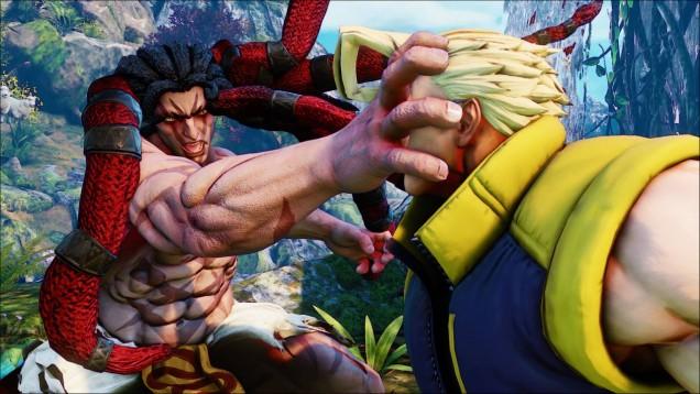 Necalii Street Fighter V 3