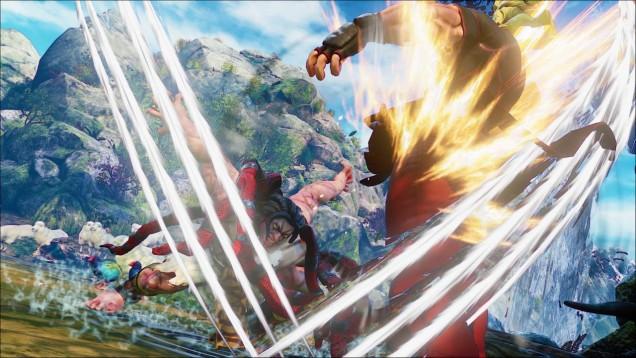 Necalii Street Fighter V 4