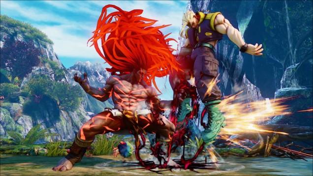 Necalii Street Fighter V 8