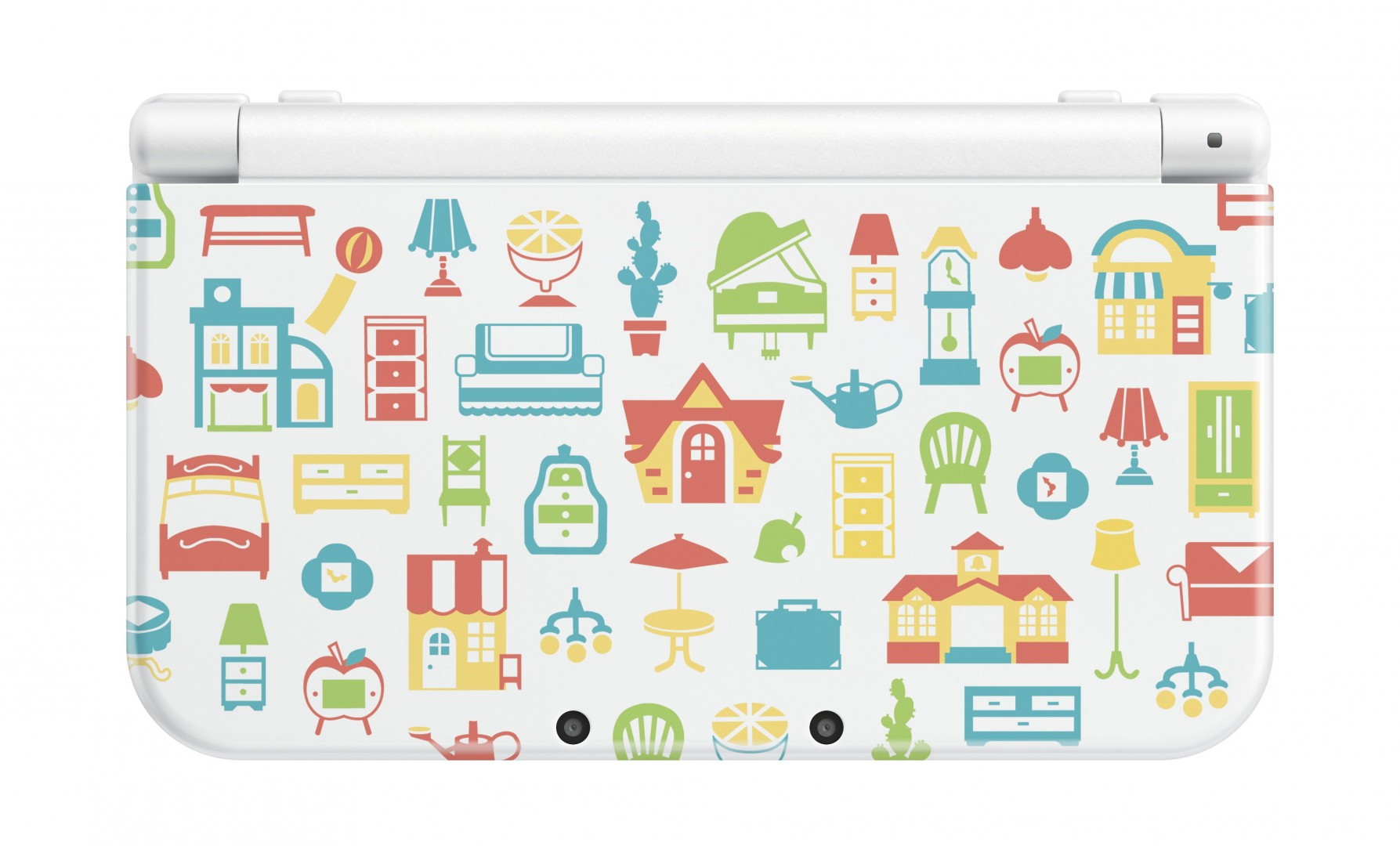New 3DS XL de Animal Crossing Happy Home Designer