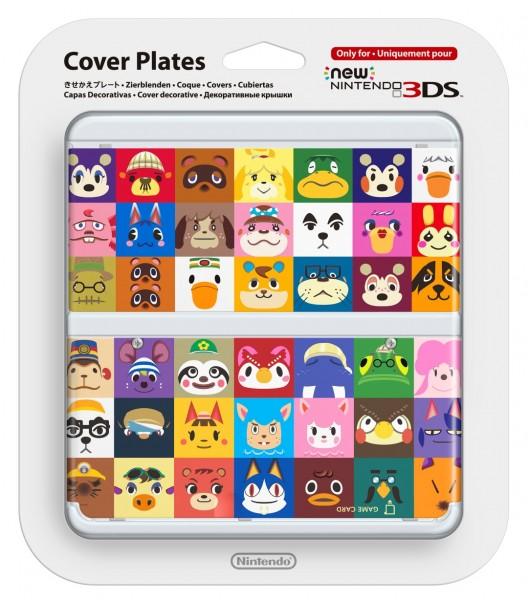 Cubierta Animal Crossing New 3DS