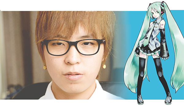 Powapowa-P, compositor de VOCALOID