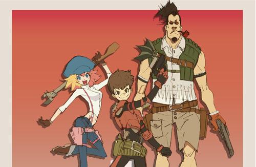 Red Ash tendrá anime y videojuego