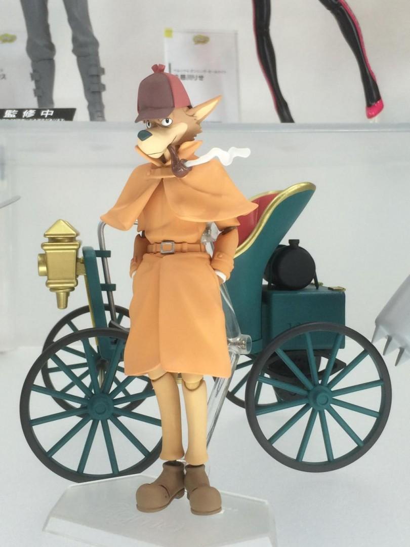 Sherlock Holmes figma color