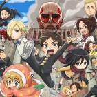 Anime para Shingeki! Kyojin Chugakko