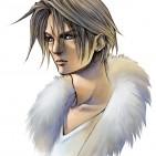 Arte de Squall, protagonista de Final Fantasy VIII