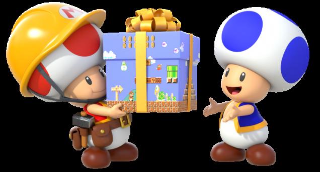 Super Mario Maker julio 13