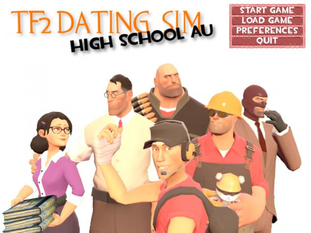 Team Fortress 2 Dating Simulator