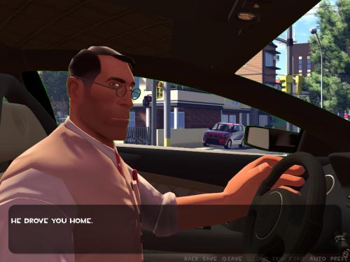 Team Fortress 2 simulador de citas