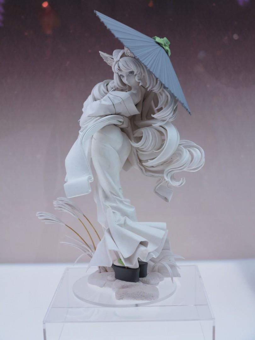 Figura de Yuzuruha por Alter, del videojuego Muramasa