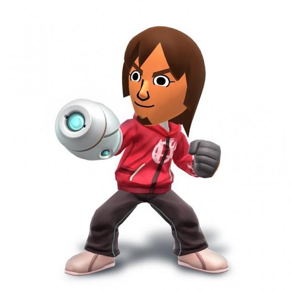 Chandal tirador Super Smash Bros 3DS Wii U