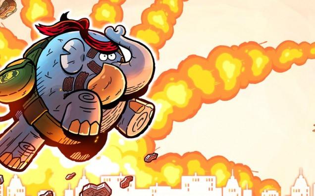 Imagen de Tembo The Badass Elephant