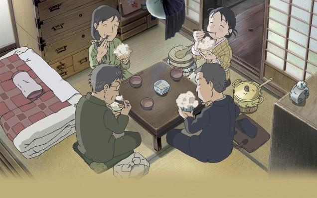 Anime En este rincón del mundo